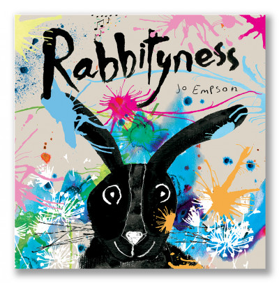 Rabbityness front cover