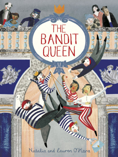 Cover of *The Bandit Queen*