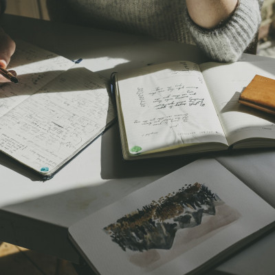 Natalia's notebooks