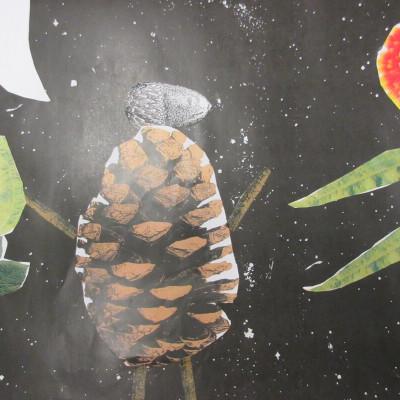 Children's work from Neal Layton's workshop