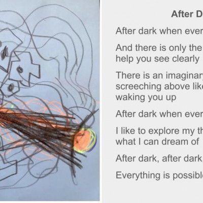 Alexandru, from Torriano Primary School wrote this poem, inspired by Michael Rosen