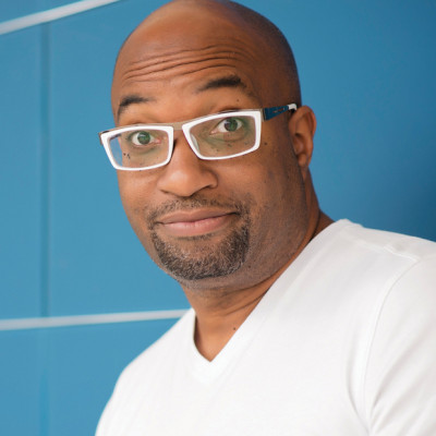 Poet and author Kwame Alexander