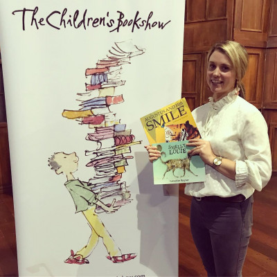 Author and Illustrator Catherine Rayner