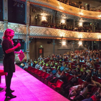 The Children's Bookshow at The Old Vic in 2017