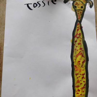 Abigail by Jossie, age 5