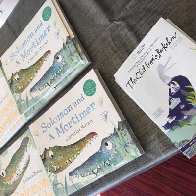 Some of Catherine's books