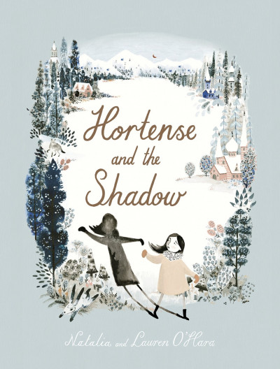 Cover of *Hortense and the Shadow*
