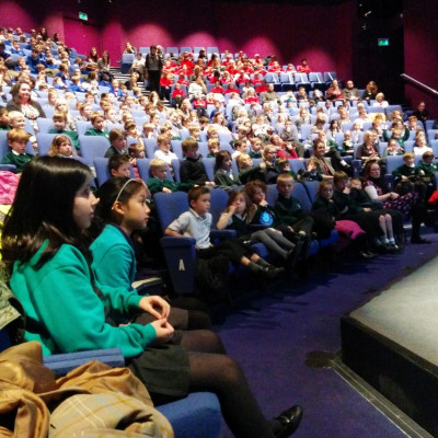 Warwick Arts Centre audience