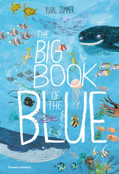 Cover of The Big Book of the Blue
