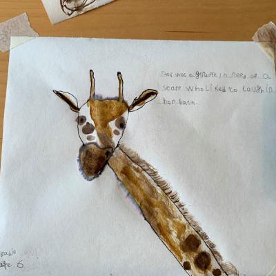 Abigail by Eadie, age 6