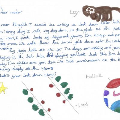 Kobi's letter
