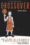 Every child attending this event will receive a **free** copy of *The Crossover* graphic novel cover